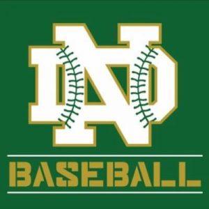 Notre Dame Baseball Logo