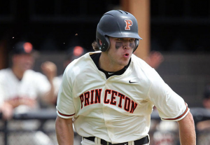 A Princeton Baseball Player