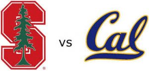 Stanford rivalry with Cal